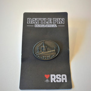 Battle of Jutland Pin