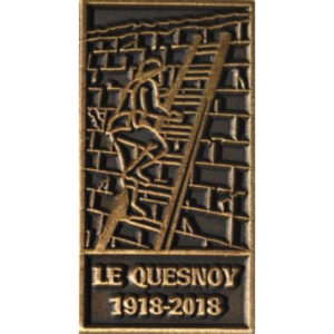 Le Quesnoy Battle Pin